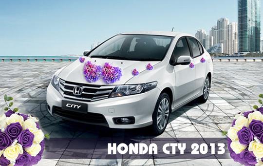 Xe cưới Honda City