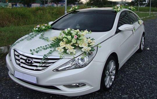 Xe cưới Hyundai Sonata