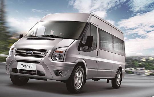 CHO THUÊ XE DU LỊCH Ford Transit 2015