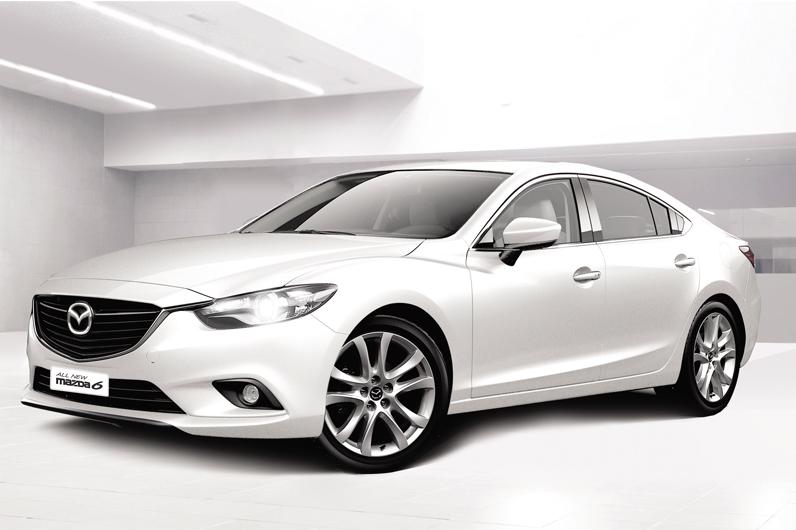 Xe tháng Mazda 2015