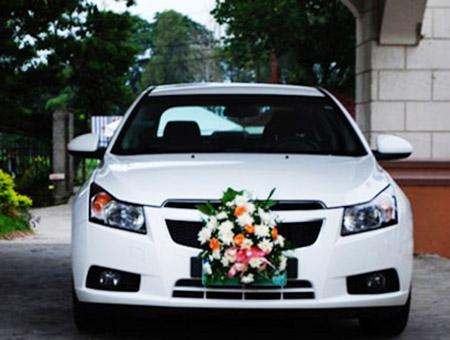 Xe cưới Chevrolet Cruze