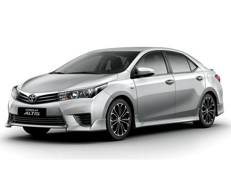 CHO THUÊ XE DU LỊCH Toyota Altis