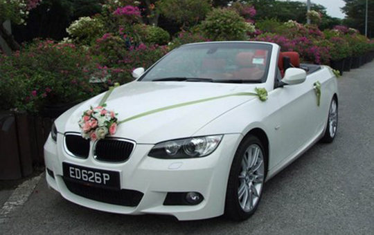 Xe hoa mui trần BMW 335i