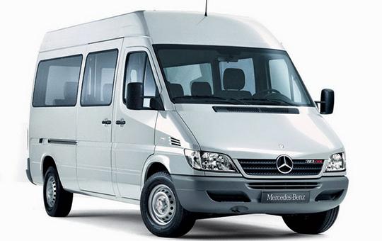 CHO THUÊ XE DU LỊCH Mercedes Sprinter T