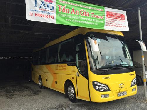 Tấn An Gia – Đơn vị cho thuê xe du lịch uy tín