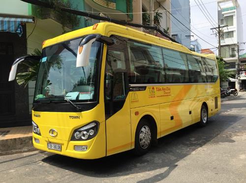 Tấn Anh Gia – Đơn vị cho thuê xe du lịch chuyên nghiệp